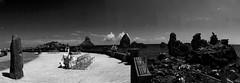 Acitrezza summer -sicily 2016 (Icarus1566) Tags: acitrezza sicily summer view panoramic panorama bw bianconero sonycamera carlzeiss sea