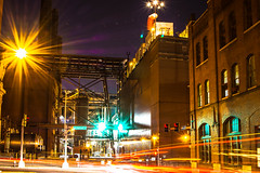 Brewery Lights in Night (urban_wolf) Tags: anheuserbusch anheuser brewery nightphotography nightshooters nightshooter longexposure longexpo nightowls killershotz lazyshutter stl saintlouis stlouis missouri midwest citylife city arsenalstreet slowshotter longexposurephotography night nightlife longexpohunter trickphotography hotshotz mastershotz gameoftones nightfreaks nightcrawlers nightwalkers 35mm nikond7200 d7200 explore explorers nightexplorers