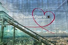 Tour Montparnasse (yohanawu) Tags: montparnasse paris france cityview tower skyscrapper building rooftop observation