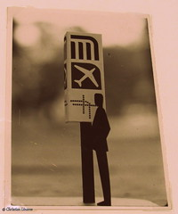Postes Metro (Christian Linarez) Tags: muac metrodf stcmetro stc 47 aniversario archivo metro subway subterrneo mexico city 1969