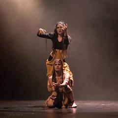 Hazel et Illan danse (cypriencharra) Tags: danse dance hazel illan tribal fusion show spectacle scene liveshow tribalfusion europe france