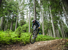 smooth (Hagbard_) Tags: mtb bike mountainbike freeride sterreich bockaufballern velo spass friends natur outdoor nature mtbisokay wagrain kitzsteinhorn everydayimshutteling