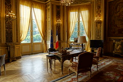Office of the Minister of Foreign Affairs @ Quai dOrsay @ Ministry of Foreign Affairs @ Paris (*_*) Tags: paris france europe city sunday september 2016 summer cloudy journeesdupatrimoine quaidorsay diplomacy foreignaffairs ministry ministere affairesetrangeres journees du patrimoine quai dorsay foreign affairs affaires etrangeres