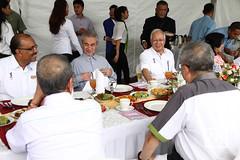 Majlis Pelancaran Projek Tugu Negara.Tugu Negara.4/9/16. (Najib Razak) Tags: majlis pelancaran projek tugu negara pak lah