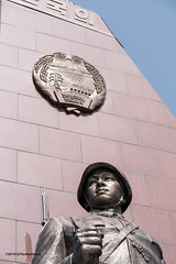Victorious War Museum, Pyongyang (George Pachantouris) Tags: dprk north korea pyongyang kim ilsung jongil jongun communism socialism