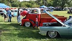 2016-09-17 10.52.01_a (neals49) Tags: car show ottawa kansas forest park ol marais river run gmc coe gentry franklin county otrg ayres knight truck cadillac canopyexpress