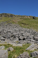 Pen-y-ghent summit via the Blunt end, not for the faint hearted!! © (steamdriver12) Tags: yorkshire dales national park countryside rural england september late summer sunshine penyghent summit via blunt end faint hearted landscape mountain