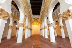 Toledo Synagogue Santa Maria del Blanca (Context Travel) Tags: madrid toledo shutterstock