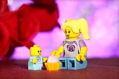 Babys (Frost Bricks) Tags: lego babysitter minifigure