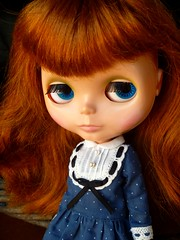 """Here she is, my little """"Jewel"""" as I've named her for obvious reasons! : )"""
