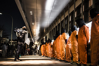 Witness Against Torture: Newseum Assembly