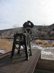 Birding along the Arkansas (Patricia Henschen) Tags: arkansasriver canoncitycolorado tunneldrive usroute50