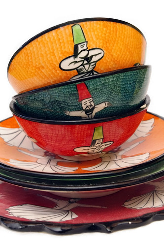 Whirling Dervish Dinnerware
