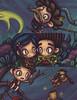 Detalle Tributo/Coraline/ParaNorman/LaikaHouse (Anita Mejia) Tags: cute art illustration painting drawing neil wip norman laika colos coraline chocolatita anitamejia paranoran