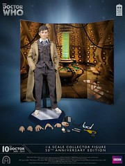 WANT!! (Nataloons) Tags: uk david scale one big who anniversary deluxe chief doctor bbc 10th 16 studios 50th sixth tennant tenth
