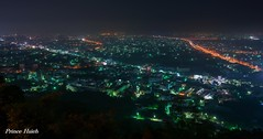 - Night view of Feng Yuan City (prince470701) Tags: taiwan  sonya850 sony2470za nightviewoffengyuancity fungyuancity