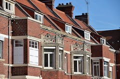 Amiens (Somme) - Maisons chausse Jules Ferry (Morio60) Tags: 80 amiens picardie somme