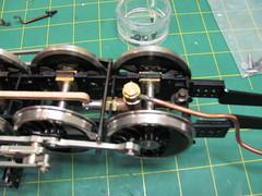 Aster Mikado Kit build (cebednarik) Tags: mikado kit aster trs livesteam coalfired ggauge gaugeone