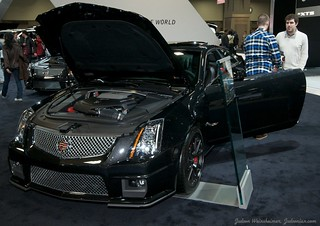 2013 Washington Auto Show - Lower Concourse - Cadillac 2 by Judson Weinsheimer