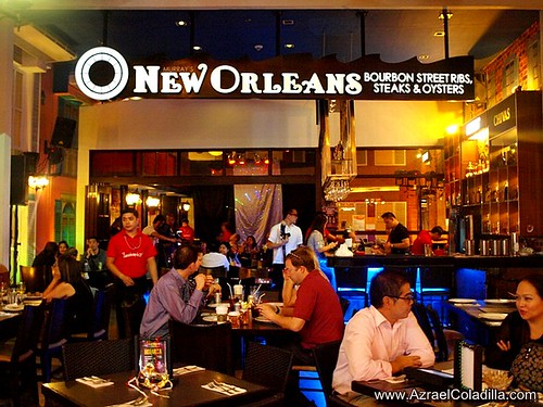 Megarita nights at New Orleans restaurant photo by Azrael Coladilla of Azrael's Merryland Blog