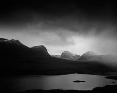 Loch Lurgainn (ScottAMurray) Tags: winter scotland december stac pollaidh polly loch assynt inverpolly lurgainn