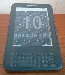Amazon Kindle Keyboard