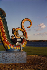 Giant Sea Serpent (slklug) Tags: steph kelli mn crosby seaserpent