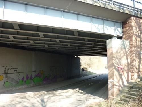 A6 Unterführung L453 bei Tiefenthal_027