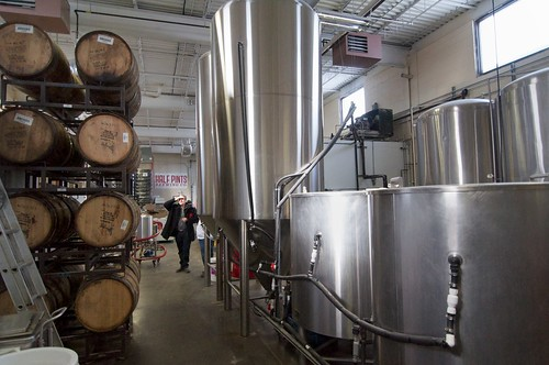A Salute to Bourbon Barrels