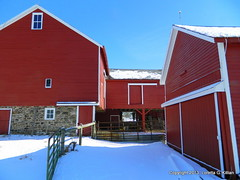 Slate Belt Farms (Peachhead (1,000,000 views!)) Tags: winter snow pennsylvania pa invierno neige northeast inverno lehighvalley nepa lhiver northamptoncounty slatebelt plainfieldtownship winterstormnemo