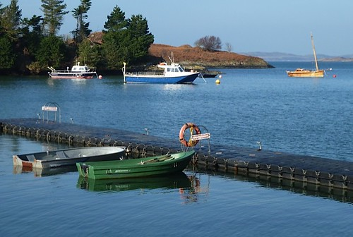 Crinan harbour 1