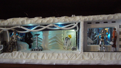 "Echo Base diorama, as it looks today • <a style=""font-size:0.8em;"" href=""http://www.flickr.com/photos/86825788@N06/8486392877/"" target=""_blank"">View on Flickr</a>"
