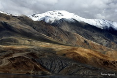 Driving through Ladakh (poonam.agarwal.s) Tags: travel india nature landscape kashmir ladakh