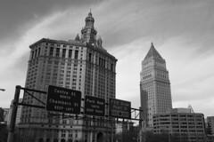 Municipal Building and United States Court House (koborin) Tags: nyc newyorkcity travel ny newyork manhattan brooklynbridge lowermanhattan municipalbuilding unitedstatescourthouse brooklynbridgepromenade