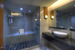 """Executive Suite - Bathroom"" (Nur Ismail Photography) Tags: hdr kuantan executivesuite interiorhdr sifoocom nurismailphotography nurismailmohammed nurismail thezenithhotel thezenithhotelkuantan"