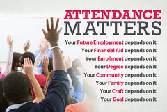 Attendance Matters (CityCollegeORL) Tags: florida employment skills goals attendance success degree citycollege financialaid onlineclasses