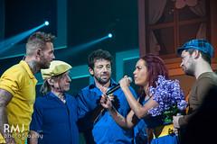 Matt, Jean-Louis, Patrick, Amel & Grégoire