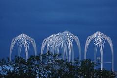 1962 Worlds Fair Arches (Tjflex2) Tags: seattle usa washington arches worldsfair