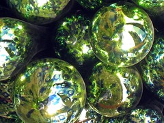 Dale Chihuly - Desert Botanical Garden (5of7) Tags: dalechihuly chihuly glass sculptors green round abstract fav 3waychallenge challengewinner yourock2nd gamewinner thechallengefactory challengeyouwinner serene detail outdoor balls circle circles andromeda50bestofthebest 6wins 8fav challengefactorywinner art garden