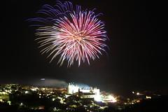 017 (berserker170) Tags: guadalupe fireworks fuegos artificiales noche monasterio eos 550d flickrexploreme