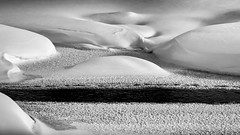 Flow (Fulcrum imaging Robert Greatrix) Tags: 2013 70200 a900 bw bpc camping canadianphotographer copyright2013 copyrighted creek icey landscape landscapephotographer landscapephotography monochrome nearnorth ontario ontariophotographer outdoorphotography photoclub provincialparks robertgreatrix robertgreatrixphotography sigma sigma70200 sigmalens snow snowy sony sonyalpha sonycameras sonydslr subdbury torontophotographer torontophotographerrobertgreatrix water winter wintercamping wintershots blackandwhite flow ice outdoors stream textures