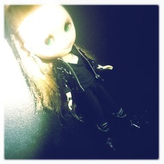 Elly in Black