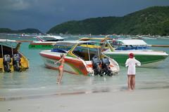 Grace (N808PV) Tags: beach speed thailand boat koh pattaya larn rx100 tawaen