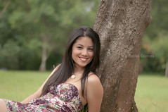 Amanda Mota (Vanderlei Gomes Fotografia :-]) Tags: parque brazil woman verde girl brasil model dress mulher modelo teen ibirapuera garota paulo menina so mato morena brunet parquing