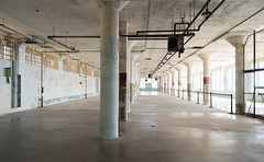 Welcome To Alcatraz (architecturegeek) Tags: sf sanfrancisco urban abandoned rock buildings island bay nationalpark factory open decay prison urbanexploration bayarea alcatraz therock peelingpaint exploration ruinporn