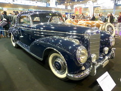 20121110 Lyon Rhône - Epoqu'auto - Mercedes Benz 300 SC type W188 II -(1955-58)- (anhndee) Tags: france mercedes lyon rhône classiccars rhonealpes voituresanciennes epoqauto