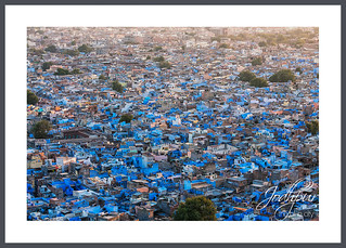 Jodhpur | Mehrangarh Fort View