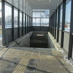 Treppenaufgang zum Bahnsteig 4/5 thumbnail