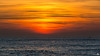 North Sea  Sunset (BraCom (Bram)) Tags: sunset sea sky orange holland reflection clouds canon zonsondergang rotterdam waves widescreen ships nederland thenetherlands silhouettes noordzee wolken zee northsea lucht 169 maasvlakte buoy oranje zuidholland boei schepen spiegeling golven southholland silhouetten buoyant canonef70200mmf4lisusm maasvlakte2 bracom canoneos5dmkiii bramvanbroekhoven