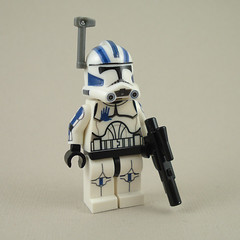 Phase 2 Echo front (diabloiij) Tags: 2 trooper star lego echo jedi wars custom clone phase commander blaster